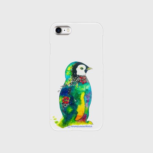Penguin 透明iPhoneカバー 各機種