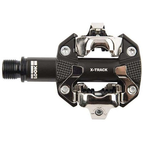 LOOK(ルック) X-TRACK D-GRY ビンディングペダル