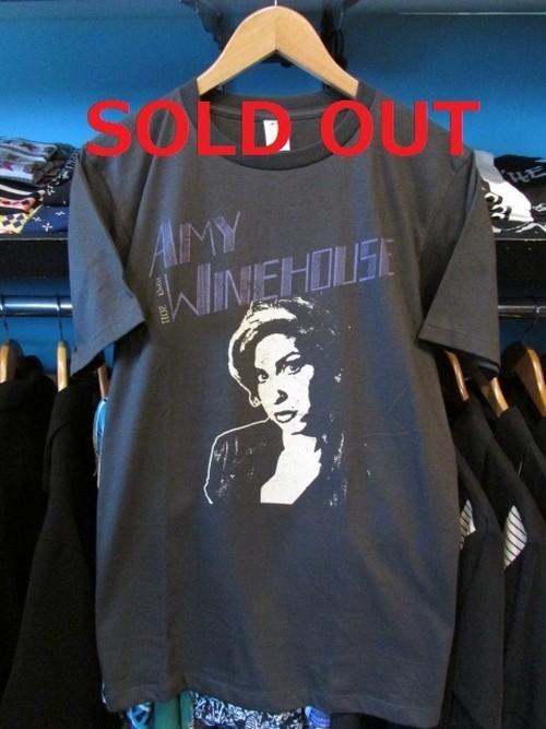 S/STシャツ AMY WINEHOUSE 1983-2011