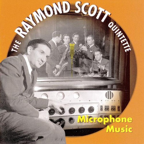 Raymond Scott Quintette / Microphone Music (2CD)