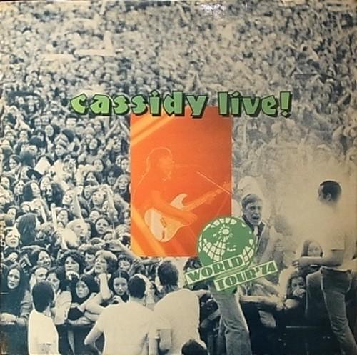 【LP】DAVID CASSIDY/Cassidy Live World Tour '74