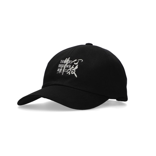 Chiyonofuji Cap (BLACK)[TH9SWOLF-006]