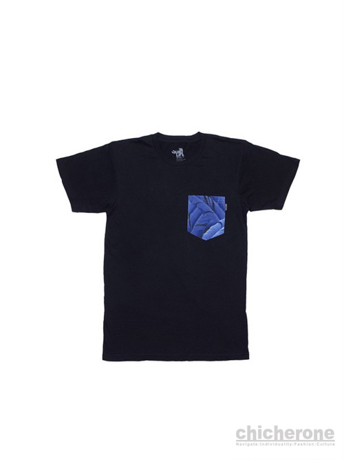 【THE QUIET LIFE】PALM POCKET T PREMIUM