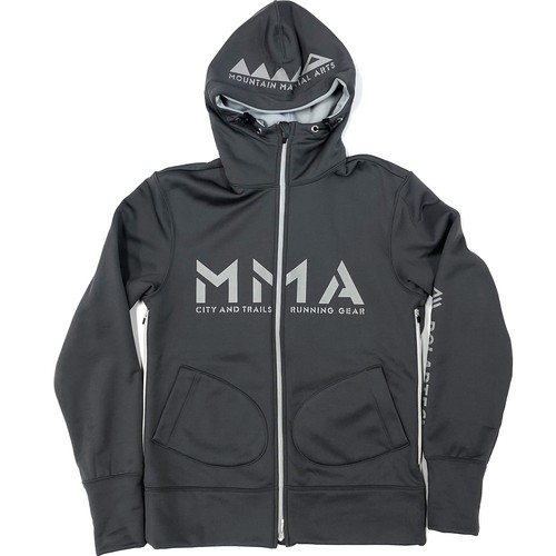 Mountain Martial Arts /MMA POLARTEC PSP Zip hoody 《sumikuro》