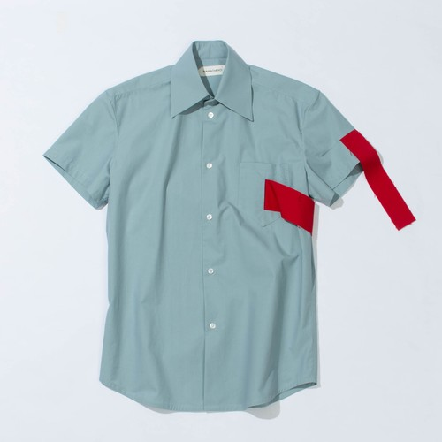NAMACHEKO WUUTI Short Sleeve Shirt