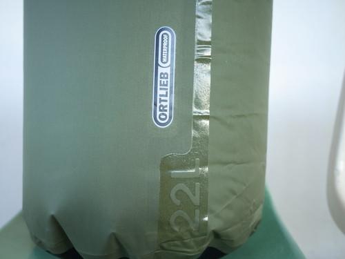 [ORTLIEB] (22L) ウルトラライトウェイトドライバッグPS10