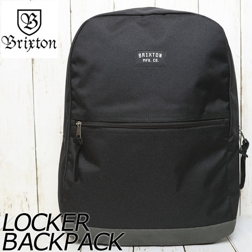 BRIXTON ブリクストン LOCKER BACKPACK バックパック 05132