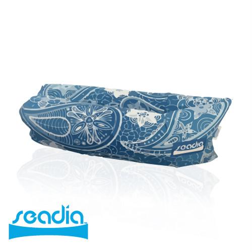 seadia design - paisley Blue