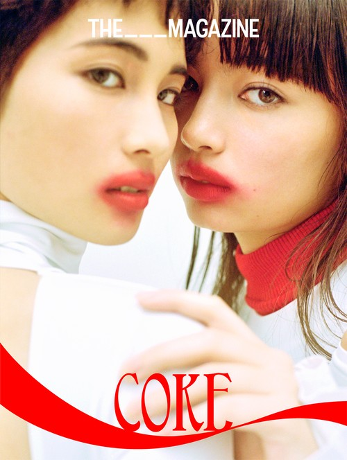 THE (UNDERSCORE) MAGAZINE - COKE【PAPER EDITION】