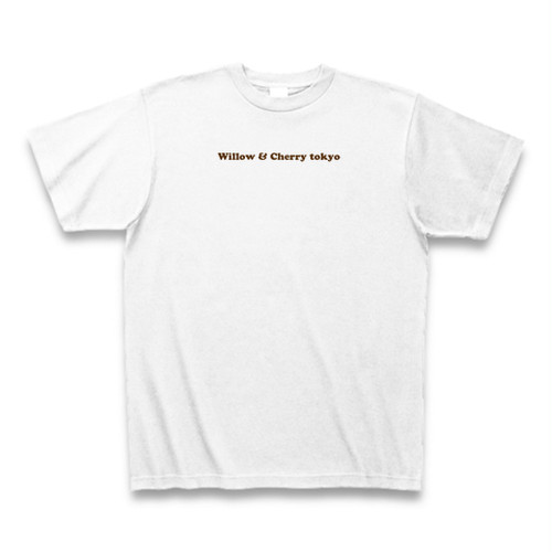shop name Tshirts brown