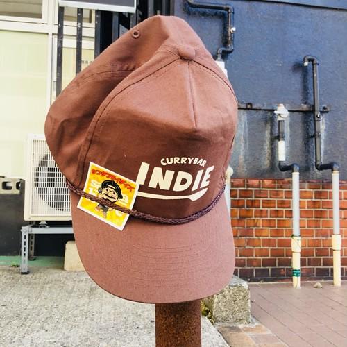(◎残1)INDIE 【Golf Cap】