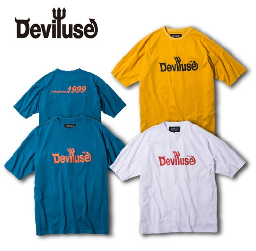 Deviluse(デビルユース) | Logo Big T-shirts