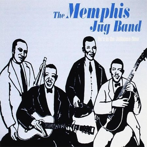 CD 「HE'S IN THE JAILHOUSE NOW / MEMPHIS JUG BAND」