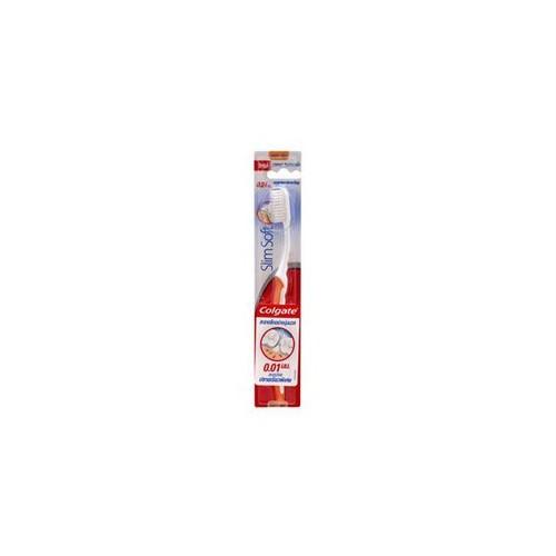 コルゲート 歯ブラシ スリム ソフト ブリィスル ブラシ / Colgate Toothbrush Slim Soft Bristle