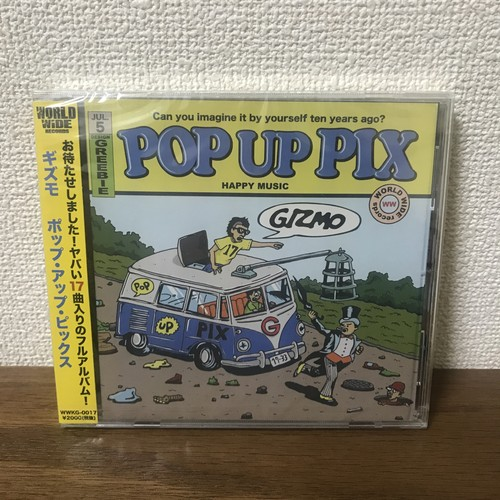 POP UP PIX【1st Full Album】