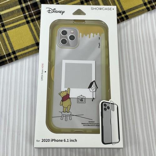ディズニー、ディズニー・ピクサーキャラクター/SHOWCASE+ iPhone12/12 Pro対応ケース(くまのプーさん)
