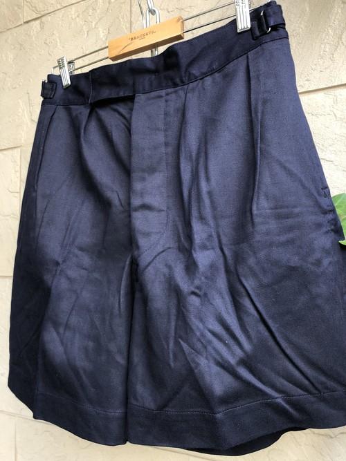 Deadstock 1960s British Royal navy shorts
