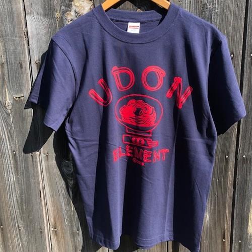 かせきさいだぁ UDON ELEMENT Tシャツ 5