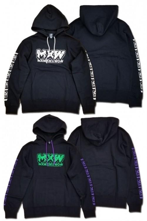 WOW x MxMxM ~MAGIWOW~ PARKA (BLACK)