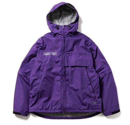 TIGHTBOOTH:FW20-JK05:MOUNTAIN PARKA  C/#PURPLE SIZE L