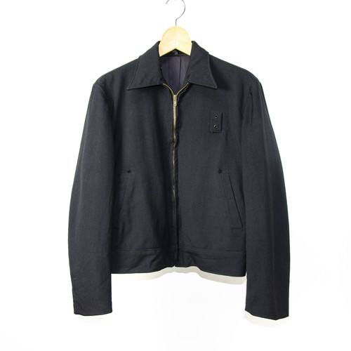 Us wool gabardine police Jacket