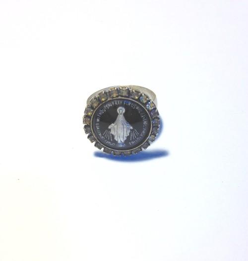 vintage symbolic ring