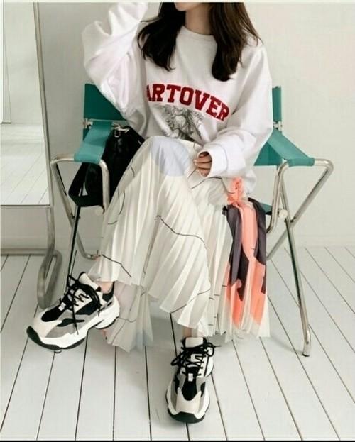 予約注文商品 ダッドシューズ スニーカー  韓国ファッション