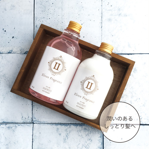 07/SET/SHAMPOO&TREATMENT【OIL】