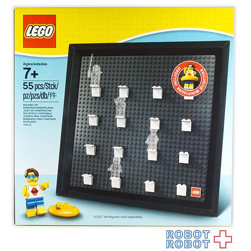 LEGO レゴ 5005359 コレクターフレーム 限定ミニフィグ付き