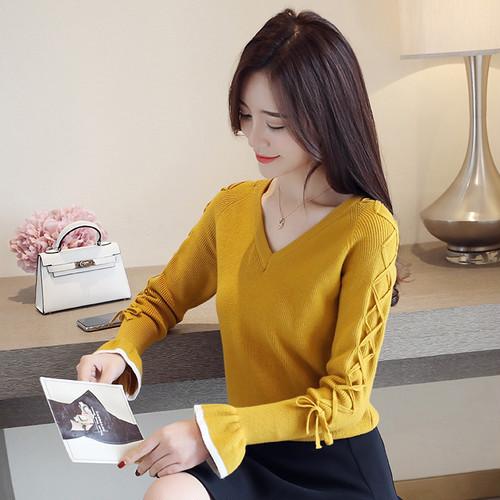【トップス】新作秋冬合わせやすいins大人気ファッション気質よいニットセーター
