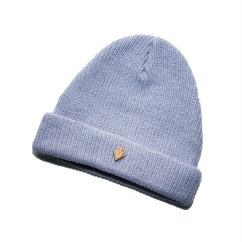 WILL JET LOGO PINS BEANIE CAP (GREY)