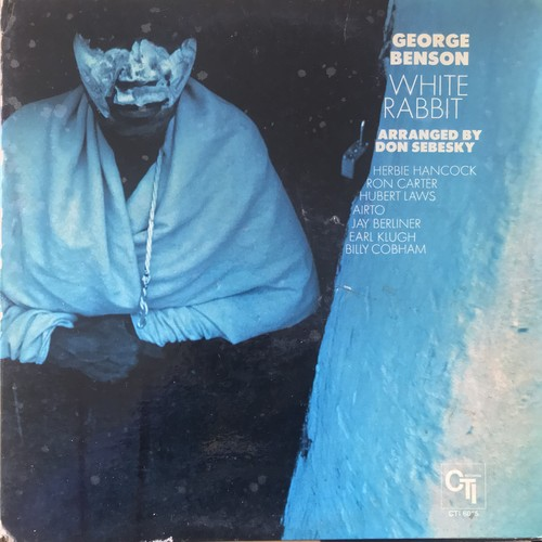 GEORGE BENSON / WHITE RABBIT (1971)