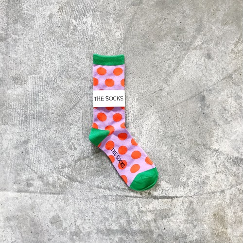 Thesocks MARU LAV/RED