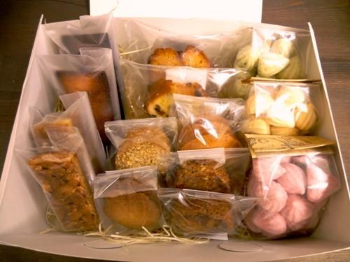 焼き菓子詰め合わせ 3000円
