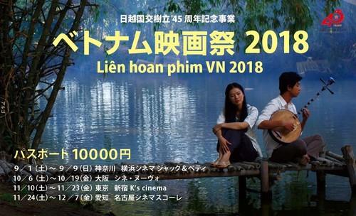 ベトナム映画祭2018パスポート
