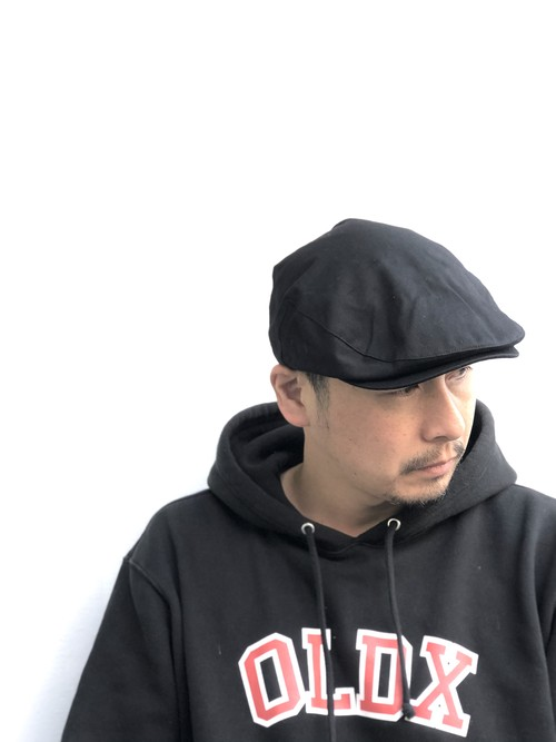 Hunting cap BLACK