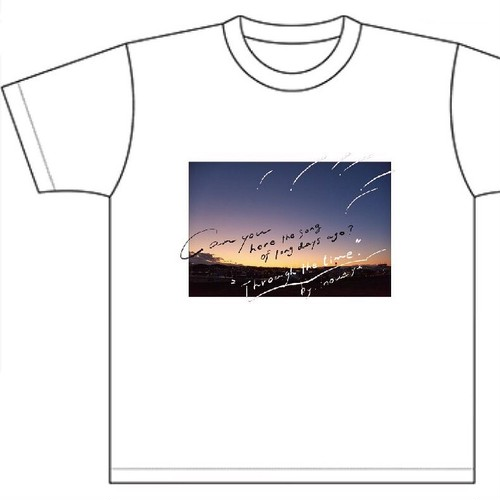 Through the time Tシャツ