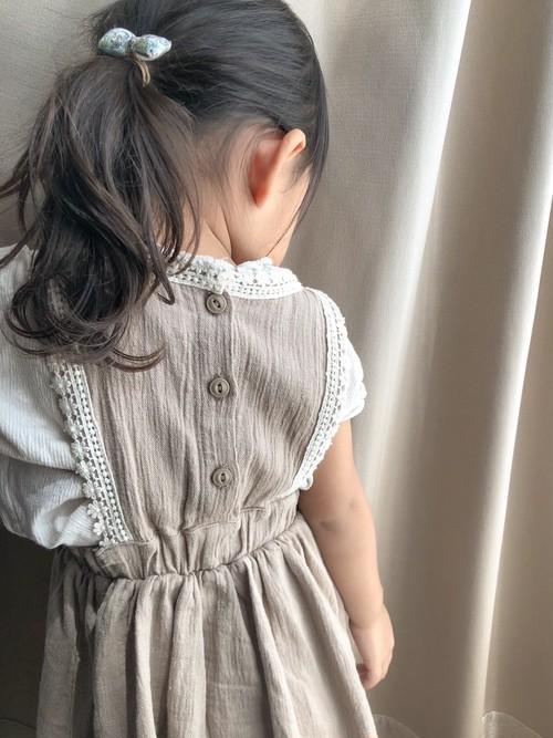 【即納】amant op   nunubiel (フラワーレースワンピース)