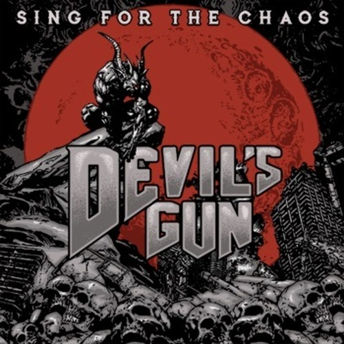 DEVIL'S GUN 『Sing For The Chaos』 CD