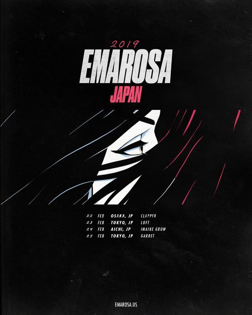 [優先入場チケット]EMAROSA JAPAN2019