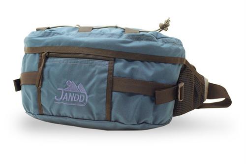 Large Fanny Pack ネイビー【ラージ ファニー パック】【JANDD】