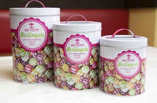 Berlingots缶 3個セット 未使用品