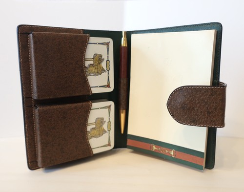 Gucci 70's Playing cards Set -Dead Stock-