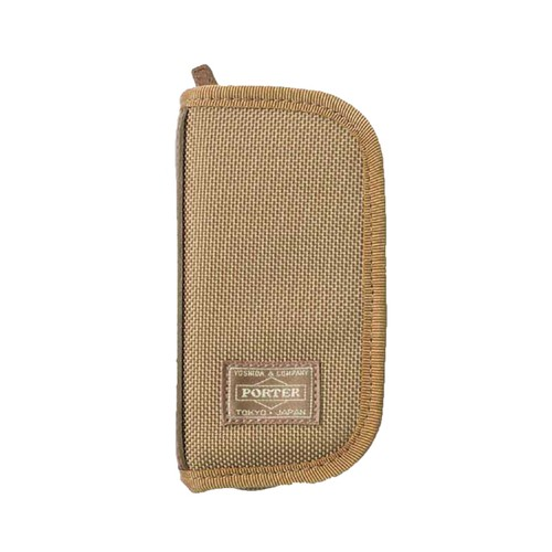 PORTER WATCH CASE BEIGE【Ssize】