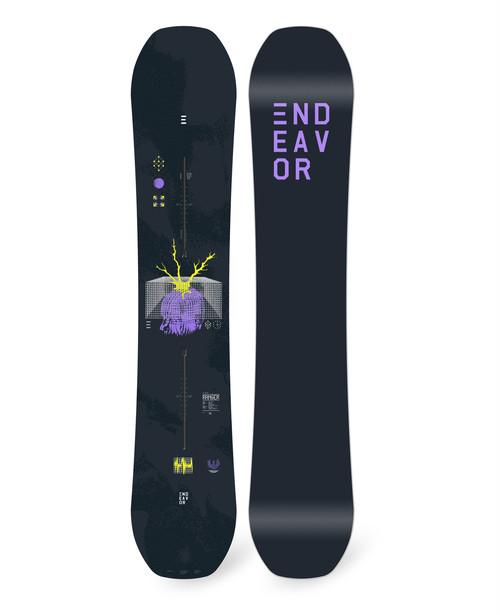 Endeavor Snowboards Ranger x WPA