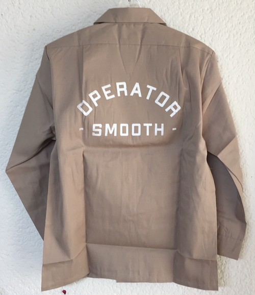 ' Smooth Operator ' work shirt ( 送料360円 )