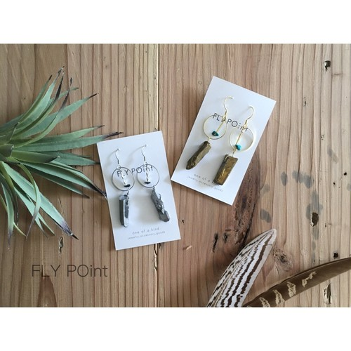 -crystal stick pierce-