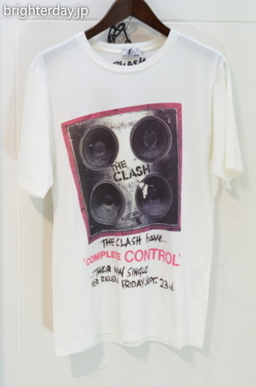 HYSTERIC GLAMOUR CLASH Tシャツ