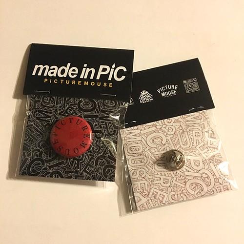 limited pins 013 (PIC CIRCLE)