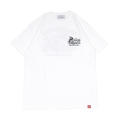 Tropical BASS Tシャツ [WHT]